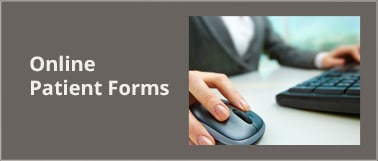 Online Patient Forms Button